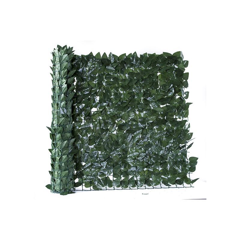 Φυλλωσιά_συνθετική_σε_πλέγμα__πράσινο_σκούρο