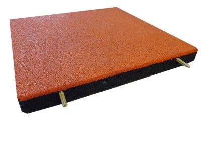 δάπεδο ασφαλείας 40mm safety tile 40mm Grass Experts