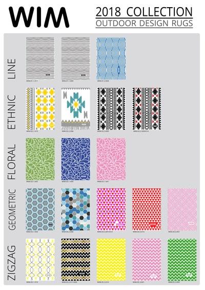 WIM collection rugs χαλια εσωτερικού εξωτερικου χωρου Grass Experts